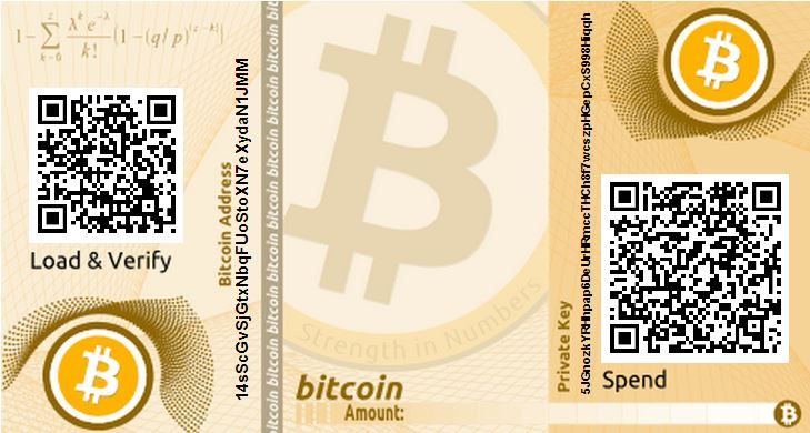 Bitcoin Paper Wallet Is The Key Tool For Investors
